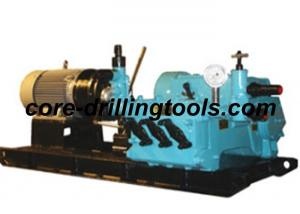 China Horizontal Drilling Rig Mud Pumps / High Pressure Mobile Mud Pump on sale