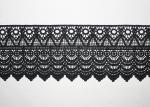Guipure Polyester Lace Trims With Heavy Embroidery French Venice Chemical Ribbon