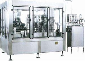 China DGCF Series Automatic Bottle Washing Filling And Capping Machine Kaiquan on sale