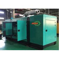 China 50/60HZ 350KVA Silent Industrial Emergency Heavy Duty Diesel Generator Set AC 3 Phase on sale