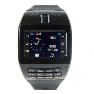 China 2012 wrist watch phone Quad-band 1.5 inch Touch Screen 1.3 Mega Pixels Camera on sale