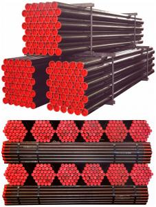 China HC(HQ) Drill Rod Φ88.9X77.8X5.5 Wireline Drill Rod for drilling rig on sale