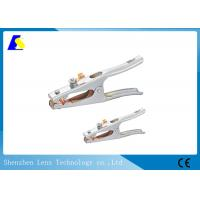 Copper Welding Earth Clamp 500A 1.0mm Thickness Zinc - Plating Surface Treatment