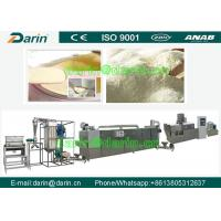 Fully Automatic Baby food nutritional powder production line/extruder making machinery with CE