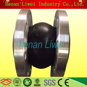 China GJQ(X)-DF single sphere rubber expansion joint on sale
