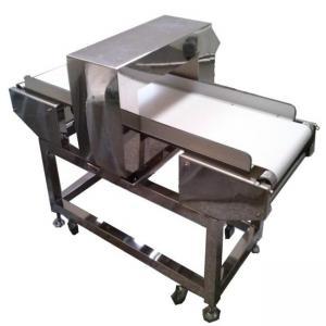 China Frozen Food Vegetable Processing IP54 265VAC Industrial Metal Detectors on sale