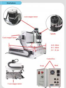 China 3d crystal laser engraving machine on sale
