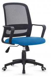 China Ergo Mesh Seat And Back Office Chair , Classic Rolling Netted Office Chairs on sale