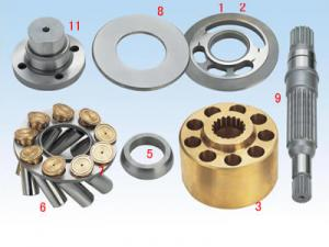 China LPVD64 / 75 / 90 / 100 / 125 / 140 / 150 ( A912 - 04 ) Hydraulic Pump Parts on sale