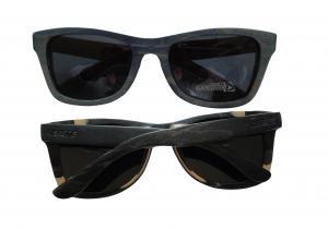China Fashion Canadina Maple Skateboard Sunglasses Wood Uv400 Protection Handmade on sale
