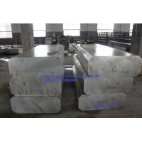 Sharp Bending Magnesium Alloy Block  , Magnesium Sand Casting Easily Welded