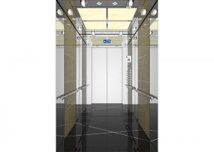 China Mini machine room elevator Steady lifting with cleanness and quiet on sale