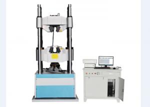 China Automatic Servo Control Rebar Bending Machine Hydraulic Test Equipment UTM -300KN on sale