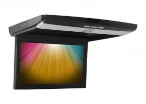 China HD Roof Mount TFT LCD Monitor Rear Headrest Dvd Systems USB TF IR FM HDMI on sale