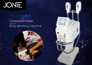 China Zeltiq Coolsculpting Cooshape Fat Freezing Vacuum Slimming Machine 700nm Infrared on sale