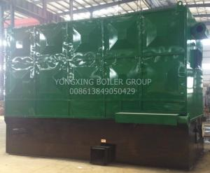 China 1900kw Thermal Oil Boiler Wood Fired Biomass Hot Oil Boiler For Synthetic Fiber Industry on sale