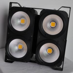 China Free shipping CE UL High quality China 4x100W Warm White 400W DMX LED Blinder Light on sale