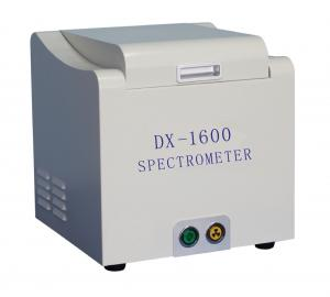 China XRF Precious Metal Purity Tester , XRF Precious Metal Analyzer DX-1600 on sale