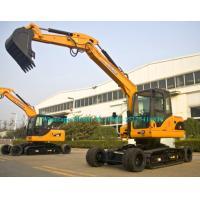 9 Ton Wheeler Crawler Amphibious Dredge Excavator With Japan Yanmar Engine