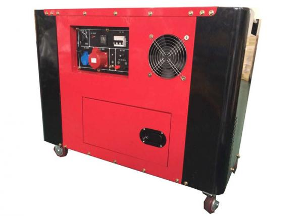 Honda Red 10kva Diesel Power Silent Small Portable Generators 3 Phase Or Single Phase For Sale Small Portable Generators Manufacturer From China 102982640