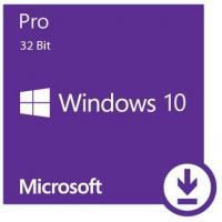 1.0 GHz Microsoft Windows 10 License Key , Desktop Win 10 Pro Product Key