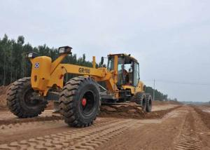 Operating Weight 11200 Kg Compact Motor Grader With Cummins Engine