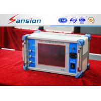 China Large LCD Screen Power Testing System , 1000KN Transformer Testing Equipment on sale