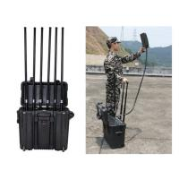 High Power Long Range Drone Signal Jammer For Home With GPS 2.4G / 5.8G Jamming