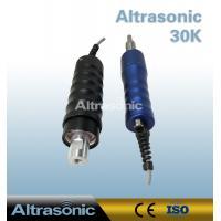 Handheld Implants Riveting Aluminum Ultrasonic Spot Welder 30Khz 1000W