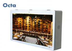 China LCD Screen 3G / 4G Digital Signage Android System Kiosk For Advertising on sale