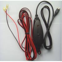 China Hard Wire High Output Car Charger With Dash Cam , 12V To 5V Iphone Auto Charger on sale