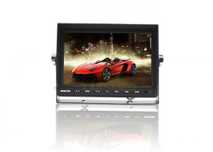 China Suporte do monitor de 10,1 polegadas com duas entradas video para o ônibus e o caminhão 1024*R.G.B*600 on sale
