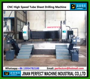 China CNC High Speed Tube Sheet Drilling Machine in Heat Exchanger Manufacturing Industry (Model PHD4040-2) on sale