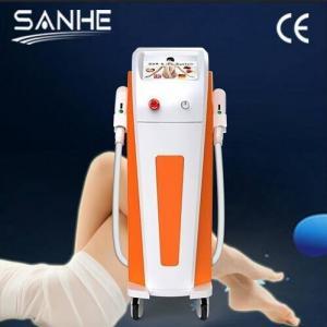 China Beijing Sanhe ipl elight shr /big spot size shr machine for acne removal, skin tightening, on sale