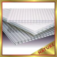 China Feuille creuse de polycarbonate on sale