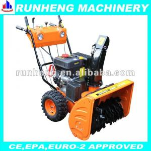 China Gasoline Snow Blower / Mini Snow Blower /Snow Sweeper 9HP on sale