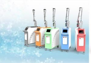 China Stationary 650nm nd yag laser treatment for hair removal , eyebrow , lip line on sale