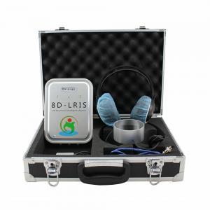 China 85% Accuracy 8D Nls Body Health Analyzer Advanced Quantum Magnetic Aura Chakra Machine on sale