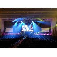 HD P4 Big LED Screens Flexible LED Screen For Festival of Music