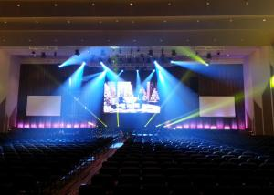 China HD P4 Big LED Screens Flexible LED Screen For Festival of Music on sale