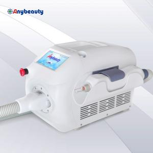 China Pure White Mini Q Switched Nd Yag Laser 300w 1 - 6hz For Tattoo Removal on sale