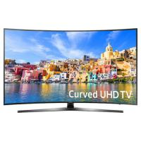 China Discount SAMSUNG 55 Black Curved Panel LED UHD 4K Smart HDTV-UN55KU7500FXZA on sale