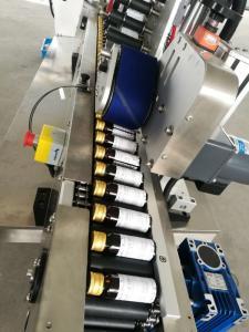 China Pneumatic Automatic Wrap Around Label Applicator Machine L2000*W850*H1350mm on sale