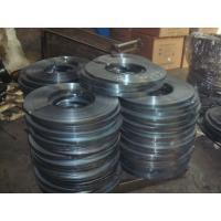 China calor eléctrico primer embalaje franja azul de embalaje de acero laminados en frío- / Correa on sale