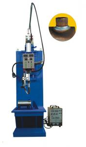 China Hydraulic Cylinder Oil Port automatic welding equipment , TIG MIG Welding Machine on sale