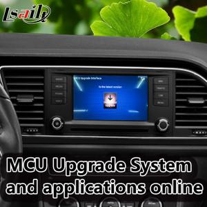 LVDS All-in-1 Android GPS Navigation Box for Volkswagen Leon