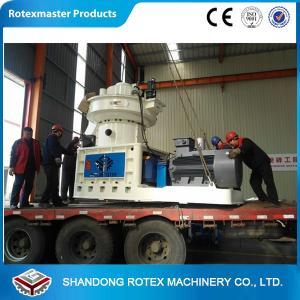 China O anel vertical morre a máquina de madeira YGK J450 da pelota, 560, 680, 850, 1050 on sale