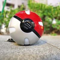 Spherical External Portable Power Bank LED Lighting Efficient For Cell Phone