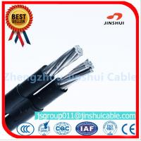 2 * 16 Sq Mm Electrical Cable , Overhead Electrical Conductors 33kv Cable