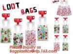 Large size custom design plastic biodegradable disposable christmas Giant gift bag,Bike Bags Gift Cover Giant Gift Bags